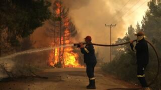 Πολύ υψηλός ο κίνδυνος πυρκαγιάς σε τέσσερις περιφέρειες την Πέμπτη