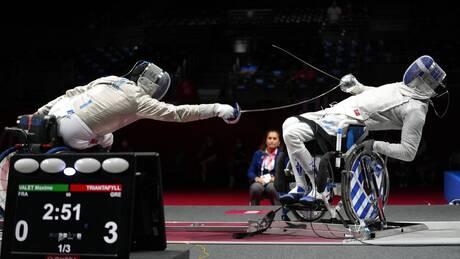 Με δυο μετάλλια ξεκίνησε η Ελλάδα στους παραολυμπιακούς αγώνες του Τόκιο