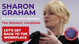 Βρετανία: Σάρον Γκράχαμ, η πρώτη γυναίκα στα ηνία του ισχυρού συνδικάτου Unite