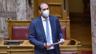 Φωτιές - Βεσυρόπουλος: Επεκτείνεται η απαλλαγή από τον ΕΝΦΙΑ και στα αγροτεμάχια