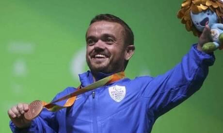 Παραολυμπιακοί Αγωνες: Χάλκινο μετάλλιο για τον Δημήτρη Μπακοχρήστο