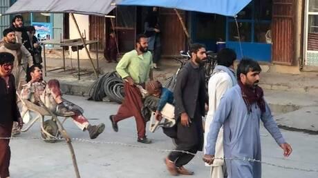 Aφγανιστάν: Διπλή τρομοκρατική επίθεση έξω από το αεροδρόμιο - Δεκάδες νεκροί και τραυματίες