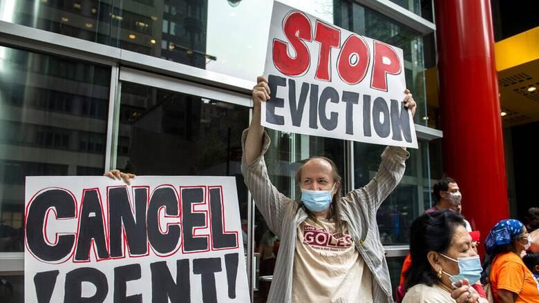 ΗΠΑ: Το Ανώτατο Δικαστήριο δινει τέλος στην προστασία των ενοικιαστών