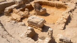 Αλεξάνδρεια: Στο «φως» τα ερείπια εμπορικού κέντρου της ελληνορωμαϊκής εποχής