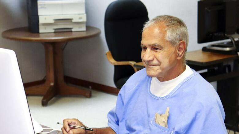 """ΗΠΑ: """"Πράσινο φως"""" για την υπό όρους αποφυλάκιση του δολοφόνου του Ρόμπερτ Κένεντι"""