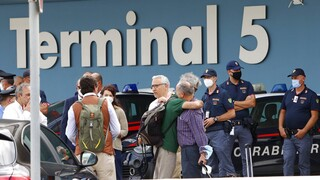 Αφγανιστάν: Με 110 επιβάτες η τελευταία ιταλική πτήση από την Καμπούλ στη Ρώμη
