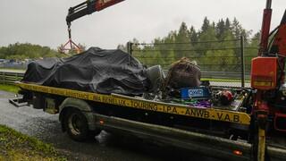 Formula 1: Συγκλονιστικό ατύχημα για τον Λάντο Νόρις στο βελγικό Grand Prix
