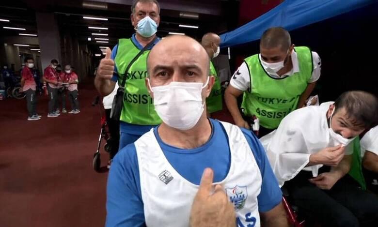 Παραολυμπιακοί Αγώνες Τόκιο: Τέταρτο μετάλλιο για την Ελλάδα από τον «ασημένιο» Κωνσταντινίδη