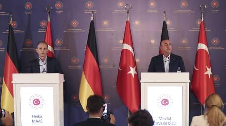Τσαβούσογλου σε Μάας: Η Τουρκία δεν αναλαμβάνει νέο μεταναστευτικό κύμα από το Αφγανιστάν