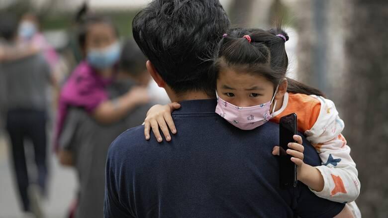 Κίνα: Τέλος οι γραπτές εξετάσεις για τους μαθητές α' και β' δημοτικού
