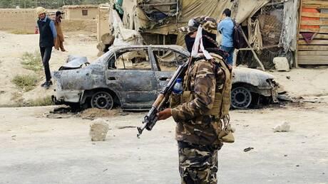 Ανάληψη ευθύνης από το ISIS για την επίθεση με ρουκέτες στο αεροδρόμιο της Καμπούλ