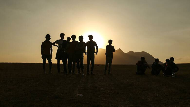 DW: Ένας διακινητής μιλά για το ταξίδι Αφγανιστάν - Τουρκία