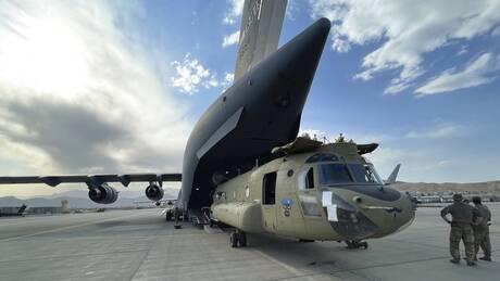 Αφγανιστάν: Τίτλοι τέλους για τις ΗΠΑ - Αποχώρησαν οι τελευταίοι Αμερικανοί στρατιώτες