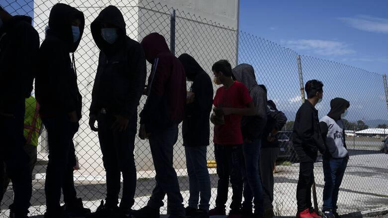 Μεξικό: Μπλόκο σε καραβάνι μεταναστών που ήθελε να περάσει προς τα σύνορα με τις ΗΠΑ