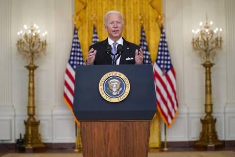 Αφγανιστάν: Ομιλία προς τους Αμερικανούς θα απευθύνει ο Τζο Μπάιντεν