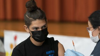 Κορωνοϊός - CDC: Εγκρίθηκε ομόφωνα η χορήγηση του εμβολίου Pfizer για τους 16 ετών και άνω
