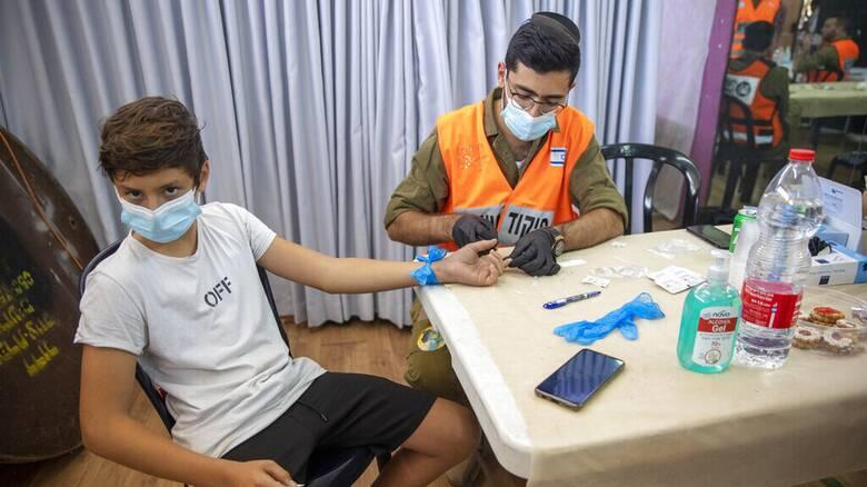 Κορωνοϊός - Ισραήλ: Νέο ρεκόρ κρουσμάτων μία ημέρα πριν ανοίξουν τα σχολεία