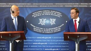 Δένδιας προς Σκόπια: Το μέλλον είναι ευρωπαϊκό - «Όχι» στη βαλκανοποίηση και τον νεοθωμανισμό