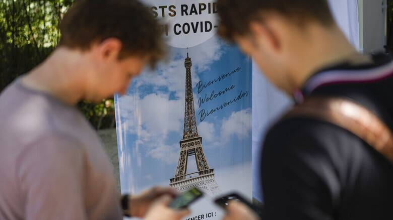 Γαλλία: Διέρρευσαν τα προσωπικά δεδομένα 700.000 ατόμων που είχαν υποβληθεί σε τεστ Covid