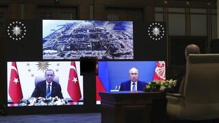 Πυρηνικός σταθμός Άκουγιου: Ατμογεννήτριες στέλνει η Ρωσία στην Τουρκία για τον δεύτερο αντιδραστήρα