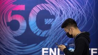 Πάνω από 392 εκατομμύρια τα κινητά τεχνολογίας 5G στην Κίνα
