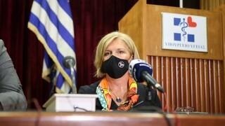 Γκάγκα: «Ελπίζω ότι θα εμβολιαστούν όλοι οι συνάδελφοι» - Πρώτες δηλώσεις της αν. υπουργού Υγείας