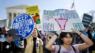 Σε ισχύ από σήμερα ο αμφιλεγόμενος νόμος για τις αμβλώσεις στο Τέξας - O πιο αυστηρός στις ΗΠΑ