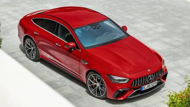 H νέα Mercedes-AMG GT 63 S E Performance είναι plug-in υβριδική με 843 ίππους