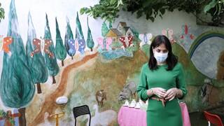 Μιχαηλίδου: Πώς θα λειτουργήσουν οι βρεφονηπιακοί σταθμοί φέτος