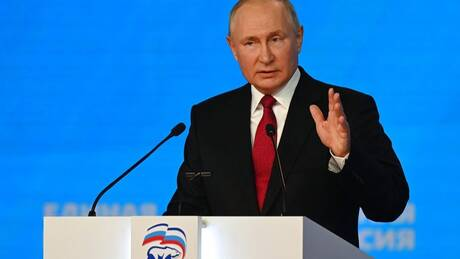 Πούτιν: Η παρουσία των ΗΠΑ στο Αφγανιστάν ήταν τραγωδία