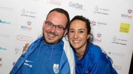 Παραολυμπιακοί Αγώνες: Το ασημένιο μετάλλιο στο Μπότσια κατέκτησε ο Πολυχρονίδης