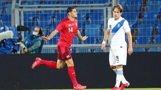 Ελβετία-Ελλάδα 2-1: Λύγισε η εθνική, αλλά άφησε καλές εντυπώσεις