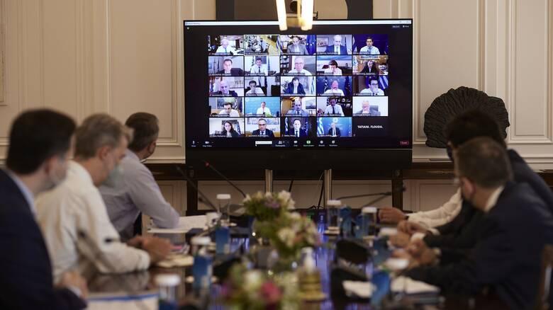 Σήμερα η πρώτη συνεδρίαση του Υπουργικού Συμβουλίου με τη νέα σύνθεση