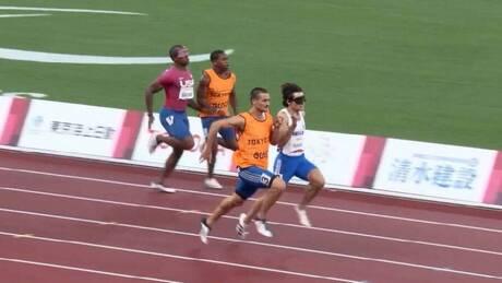 Παραολυμπιακοί Αγώνες Τόκιο: «Χρυσός» με παγκόσμιο ρεκόρ ο Γκαβέλας