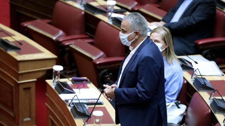 Κόντρα για την επικουρική ασφάλιση στη Βουλή - Ονομαστική ψηφοφορία ζήτησαν ΣΥΡΙΖΑ-ΚΙΝΑΛ- ΚΚΕ
