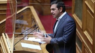 Τσίπρας: «Είστε μια κυβέρνηση σε αποδρομή και ο κ. Μητσοτάκης σε βέρτιγκο» - Κόντρα με Χατζηδάκη