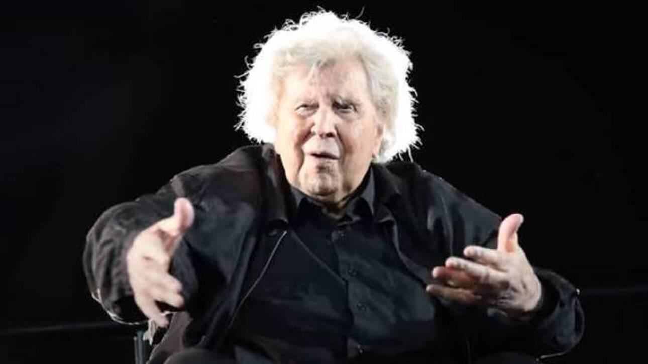 Μίκης Θεοδωράκης - Εθνικό θέατρο: Απέραντος σεβασμός για τον τελευταίο Μεγάλο Έλληνα