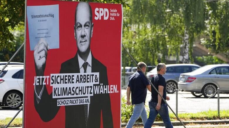 Γερμανία: Μισάνοιχτο «παράθυρο» συνεργασίας με την Αριστερά κρατούν SPD και Πράσινοι