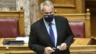 Βορίδης - Βουλή: Θα υπάρξουν βελτιωτικές αλλαγές στο νομοσχέδιο για το λόμπινγκ