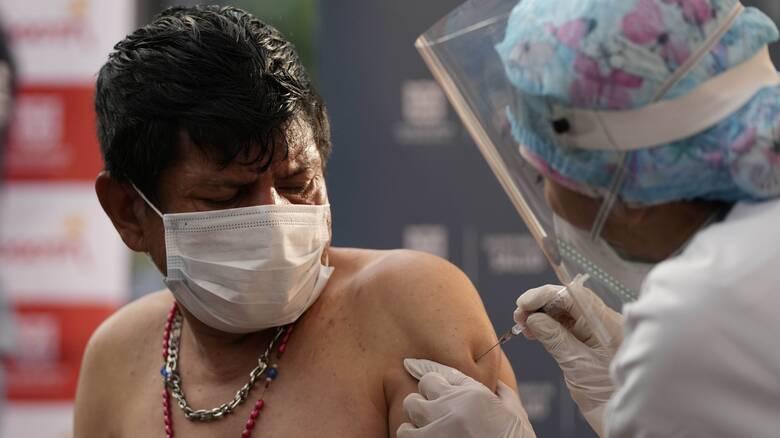 Κορωνοϊός: Η μετάλλαξη Mu είναι πλέον η κυρίαρχη στην Κολομβία