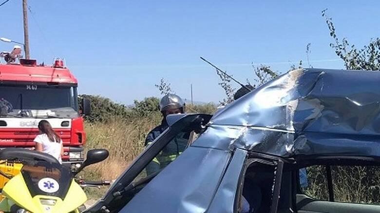 Θεσσαλονίκη: Νεκρή 41χρονη οδηγός σε τροχαίο με λεωφορείο