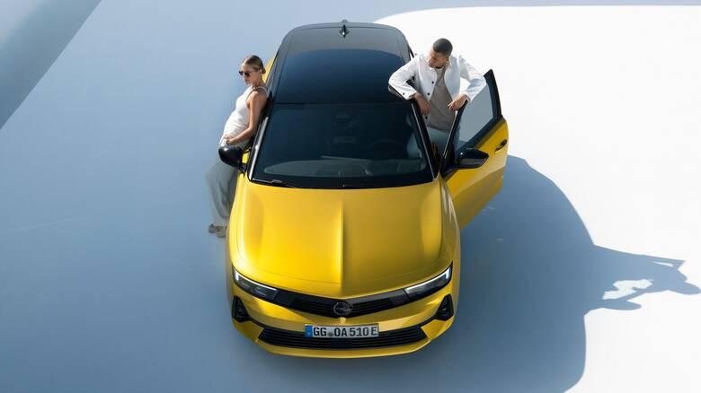 Opel: Tο νέο Astra θα είναι και ηλεκτρικό