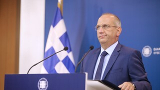 Οικονόμου: Την Δευτέρα ανακοινώνεται ο νέος υπουργός Πολιτικής Προστασίας