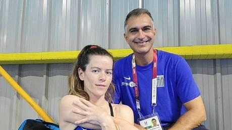 Παραολυμπιακοι Αγώνες: «Χάλκινη» η Σταματοπούλου στα 50μ. ύπτιο S4