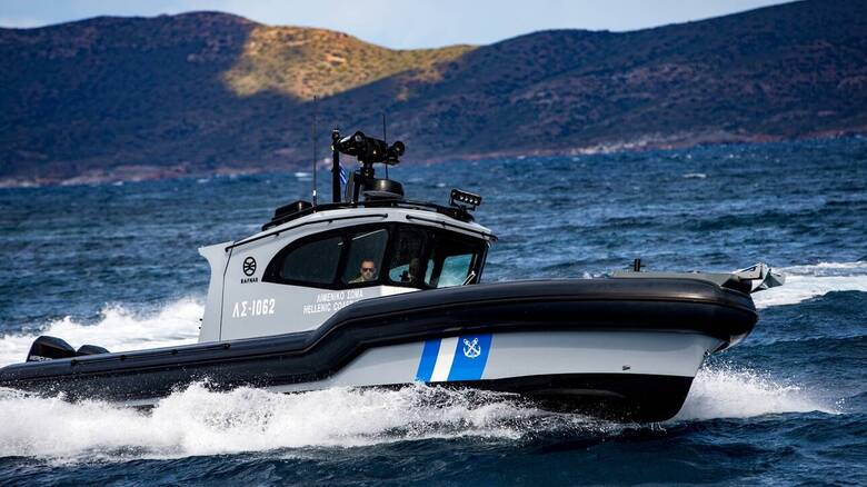 Επιχείρηση διάσωσης 6 ατόμων στην Κύθνο:Εισροή υδάτων στο σκάφος τους - Άνεμοι 7 μποφόρ στην περιοχή
