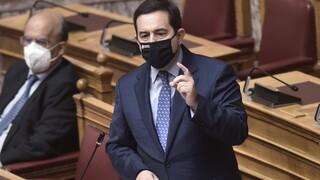 Ν. Μηταράκης: Η Ελλάδα δεν είναι ξέφραγο αμπέλι