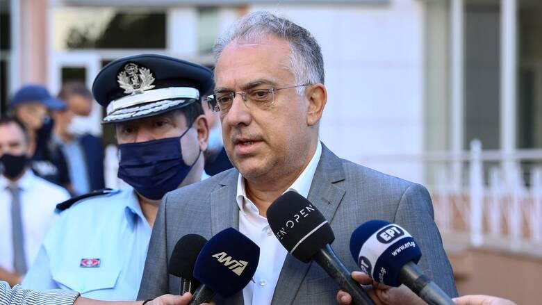 Θεοδωρικάκος: Η Αστυνομία θα είναι φιλική απέναντι στον πολίτη, σκληρή απέναντι στο έγκλημα