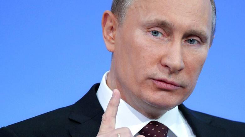 Πούτιν: Η Ρωσία δεν ενδιαφέρεται για τη διάλυση του Αφγανιστάν - Επαφές με Ταλιμπάν