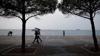 Καιρός: Βροχές και καταιγίδες το Σαββατοκύριακο - Πού θα κυμανθεί η θερμοκρασία