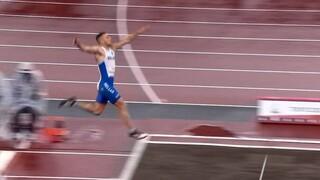Παραολυμπιακοί Αγώνες Τόκιο: Ασημένιο μετάλλιο στο μήκος ο Προδρόμου (video)